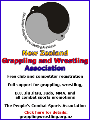 Grappling Wrestling NZ